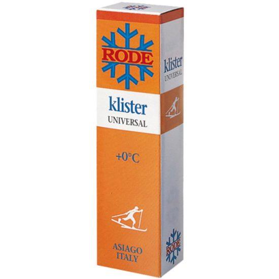 RODE KLISTER UNIVERSAL +0°C
